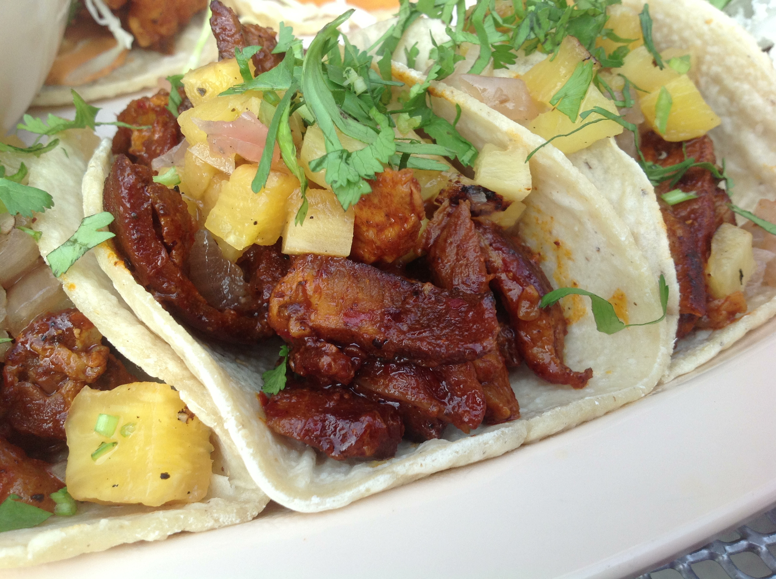 Taco al pastor at Big Star, 1531 N Damen Ave, Chicago