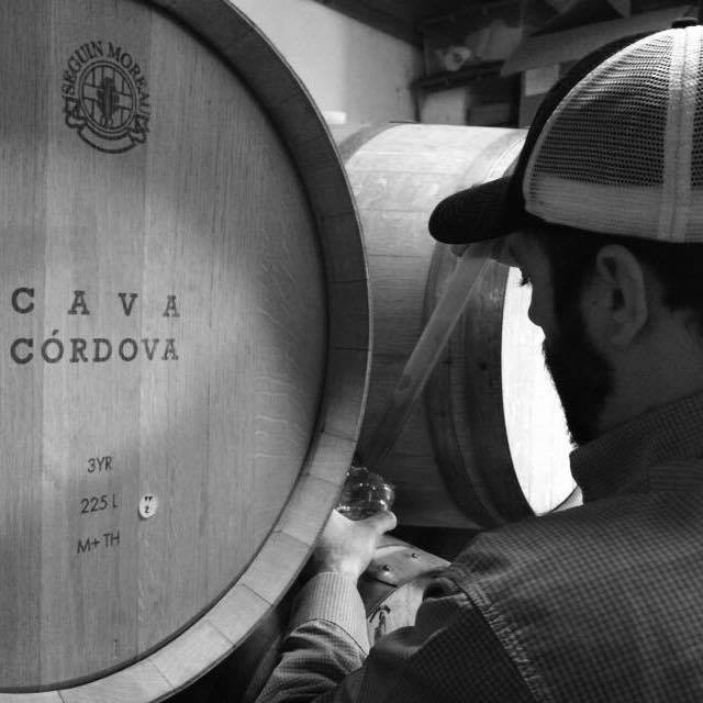 Winemaker Fernando Farías Córdova will launch Cava Córdova in 2015 Photo: Cava Córdova